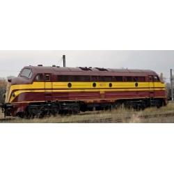 PULLMAN Locomotive diesel Série 16 CFL