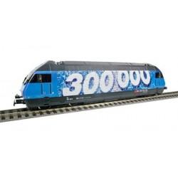 HAG Locomotive electrique  Re 460 SBB  blau 300000GA 460019-3 GL ana