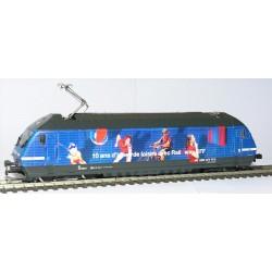HAG Locomotive electrique Re 460 SBB Rail AwayII 460050-8 GL ana