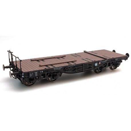 ARTITEC  Wagon plat 4 axes pour charge lourde de la DRG