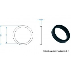 FLEISCHMANN Bandage d'adhérence - d 12mm, l 1,3mm