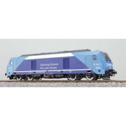ESU BR 245 201, DB, blau, DC/AC