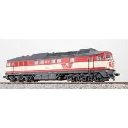 ESU W 232-09, ITL, silber, Ep VI, Sound+Rauch, DC/AC