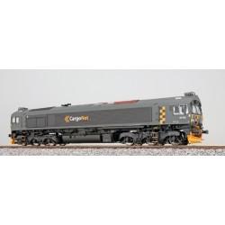 ESU H0, Cargo Net 66402, grau, DC/AC