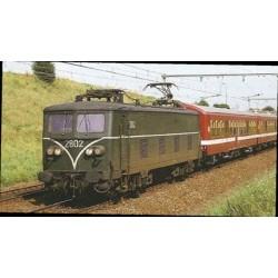 PIKO EXPERT Locomotive 2003 SNCB DC