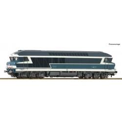 ROCO Locomotive diesel CC 72000 de la SNCF