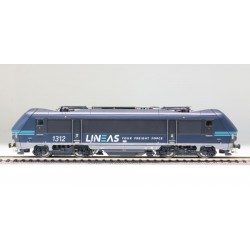 LS-MODELS H0 Locomotive série 1356 SNCB AC digitale sonore