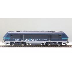 LS-MODELS H0 Locomotive série 1356 SNCB DC digitale sonore