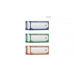 ROCO 3 piece set: Tank container