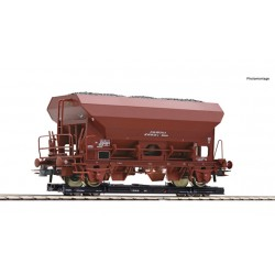 Roco Chariot de roulement et wagon de marchandises