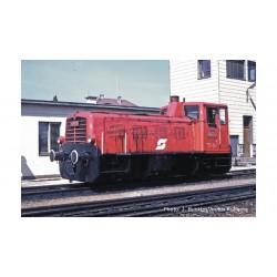 Roco Locomotive diesel série 2062 des ÖBB