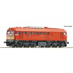 ROCO Locomotive diesel M62, GYSEV