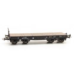 ARTITEC  Wagon plat 4 axes pour charge lourde