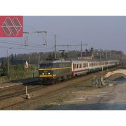 WM1603 rame EC Bruxelles-Milano