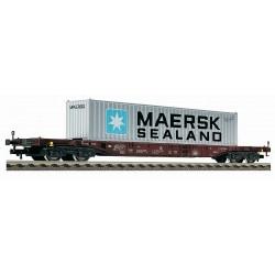 FLEISCHMANN H0 Porte container type Sgns, DB