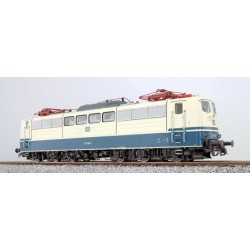 BR 151 080, Ozeanblau-beige, DC/AC