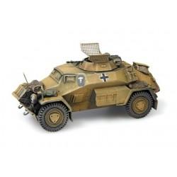 SdKfz 221, 4-roues, MG34, Afrikakorps
