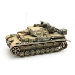 Panzer IV Ausf. F1, Afrikakorps, Gelb