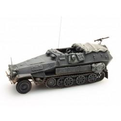 Kfz 251/2B 8cm Granatwerfer Grau