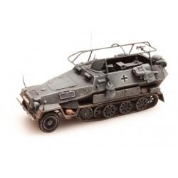 ARTITEC Sd. Kfz 251/3B Funkpanzerwagen Grau