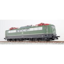 BR 151 018, Chromoxidgrün, DC/AC