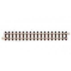 ROCO Rail H0e - droit standard,134,3 mm.