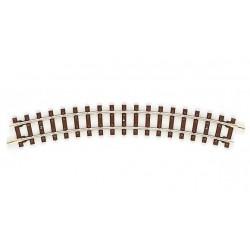 ROCO Rail H0e - rayon standard, 261,8mm, 30°