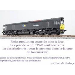 HAG Locomotive electrique Re 460 SBB  AIR14 Payerne WS digi