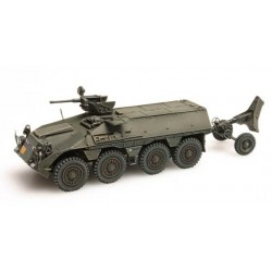 ARTITEC Sherman M4A4 ARV Recovery tank, UK