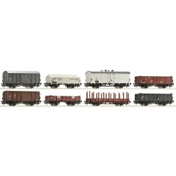 ROCO Set de 8 wagons NS