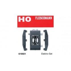 FLEISCHMANN Coffret- Accessoires électriques pour railPROFI