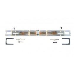 FLEISCHMANN Eclairage intérieur pour voitures de voyageurs jusqu'à longueur hors tout 244 mm.