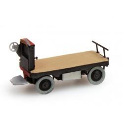 ARTITEC  Chariot de quai électrique