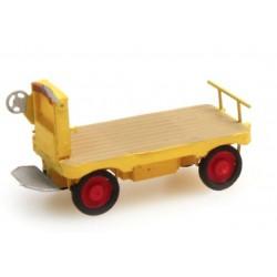 ARTITEC  Chariot de quai électrique jaune