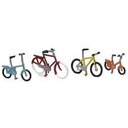 ARTITEC  Set de vélos modernes