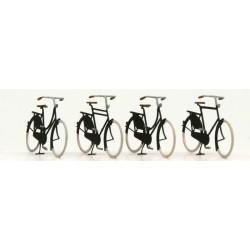 ARTITEC  Set de vélos anciens