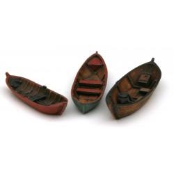 ARTITEC  Set de 3 barques