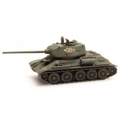 ARTITEC  Char T34-85 armée rouge