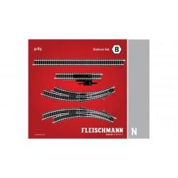 FLEISCHMANN Kit de Gare