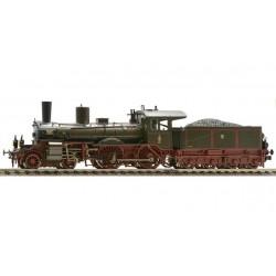 FLEISCHMANN Locomotive vapeur P4 (BR 36) des KPEV AC
