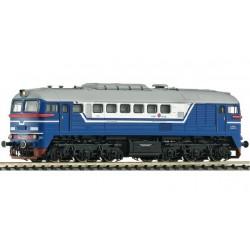 FLEISCHMANN Locomotive Diesel M 62 SND bl/ws MAV