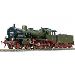 FLEISCHMANN Locomotive vapeur S 3 des KPEV DC sound.