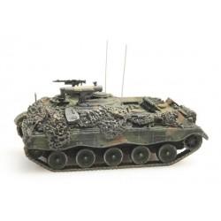 ARTITEC  Jaguar1 Österreich prêt au combat