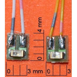 T4T LD-1x IR-Diodes(Paire) transmetteur Data (Lissy, Train-Navigation & T4T-Format