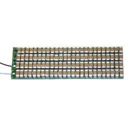 T4T Condensateur de remplacement plat pour WD-GWx, 52 x 16,5 x 2,3mm