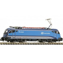 FLEISCHMANN Locomotive electrique Rh 1216 CD Railjet SND.