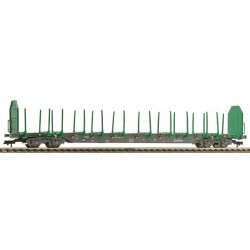FLEISCHMANN Wagon plat à ranchers RENFE