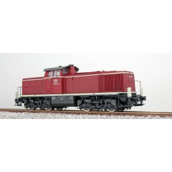 BR 220 022, altrot, Sound+Rauch, DC/AC