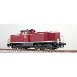 BR 245 004, verkehrsrot, DC/AC