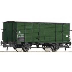 ROCO Wagon de marchandises couvert des MAV